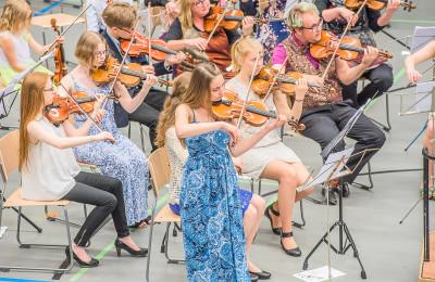 Musiikkileiri kesä 2015