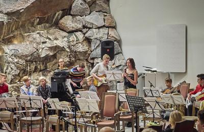 Musiikkileiri joulukuu 2015