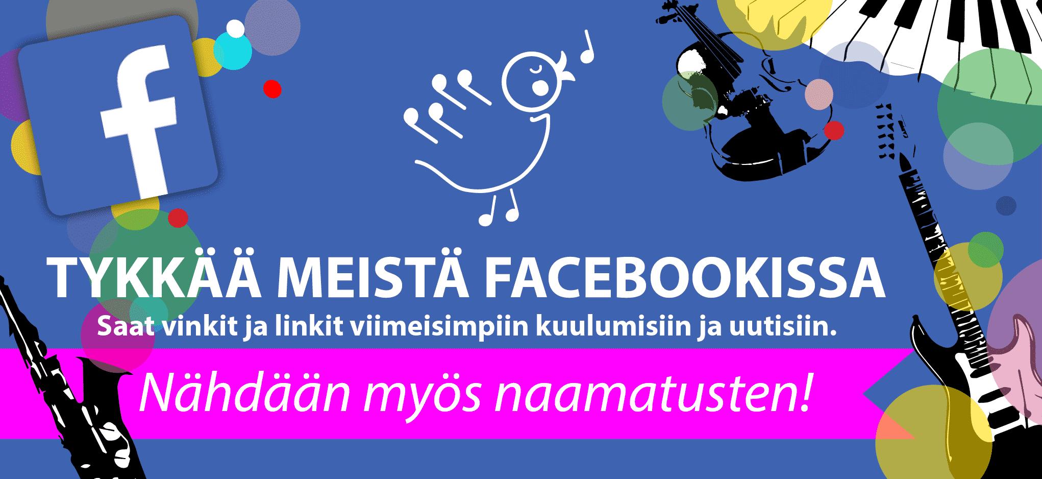 Hauskat Sävelet Facebookissa