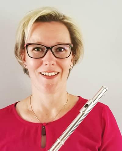 Johanna Rantanen, soitinopettaja.